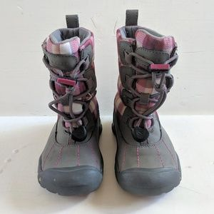 Keen Winter Snow Boots Girls 9
